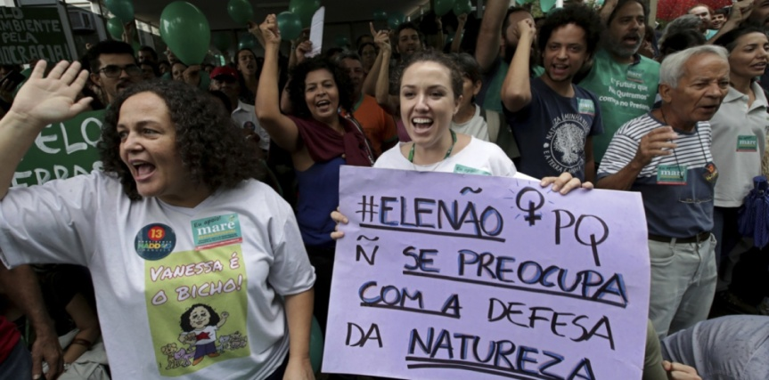 Solidarity with Brazil must be a priority for all internationalists – Richard BurgonMP